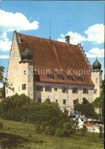 Riedenburg Altmuehltal Schloss Eggersberg Gaststaette Kat. Riedenburg