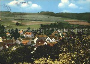 Rengshausen Hessen Ortsansicht Erholungsheim Beisetal Kat. Knuellwald