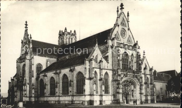 Bourg en Bresse Eglise der Brou Kat. Bourg en Bresse
