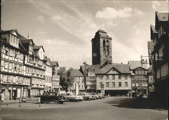 Bad Hersfeld Linggplatz Kat. Bad Hersfeld