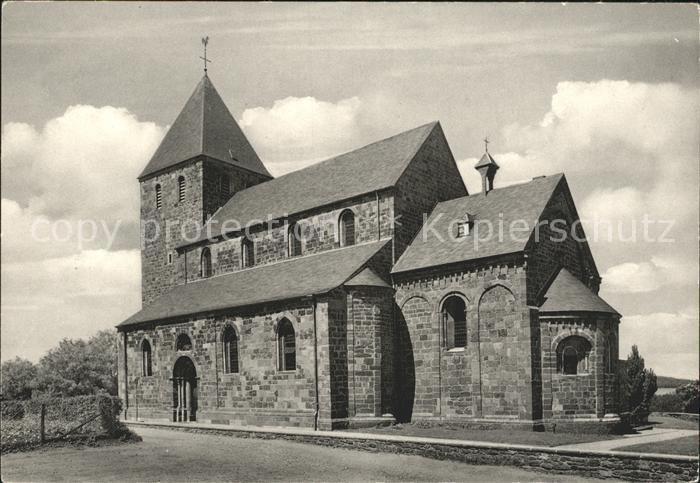 Nideggen Eifel Kirche Kat. Nideggen