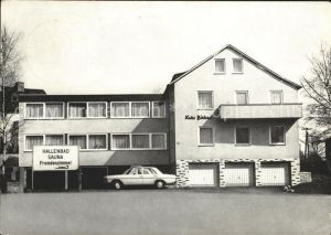 Bad Steben Kurheim Haus Birken Kat. Bad Steben