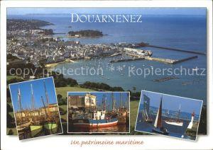 Douarnenez Port Kat. Douarnenez