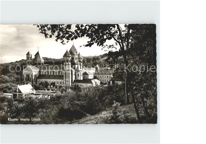Maria Laach Glees Kloster Maria Laach / Glees /Ahrweiler LKR