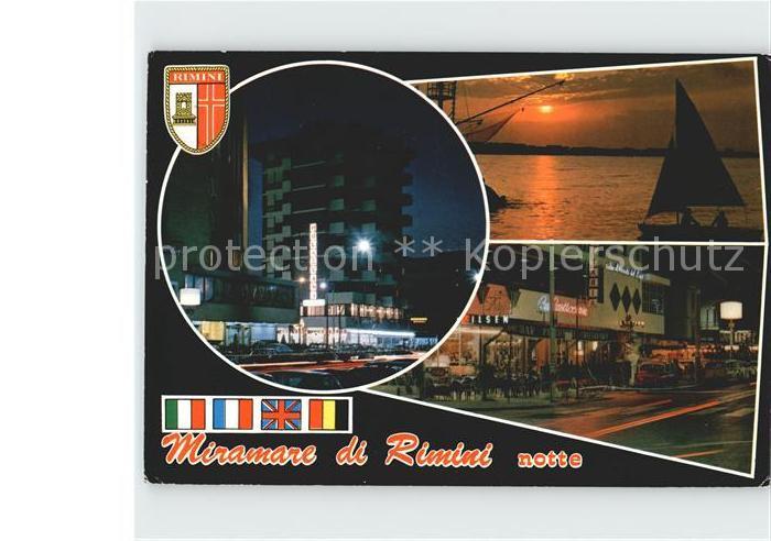 Rimini Miramar di Rimini Notte Kat. Rimini