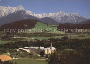 Bischofshofen Missionshaus St Rupert Tennengebirge Bleikogel  Kat. Bischofshofen