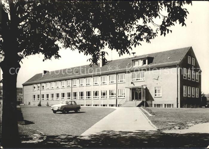 Elstra Polytechnische Oberschule Kat. Elstra