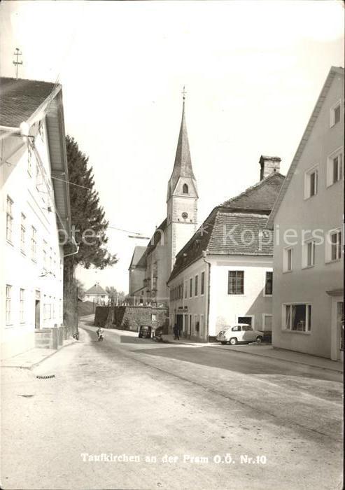 Bild zu Taufkirchen Pram ...