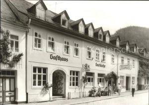 Leutenberg Thueringen Gaststaette Garkueche Kat. Leutenberg
