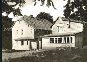 Tambach Dietharz Gasthaus Nesselberg Kat. Tambach Dietharz