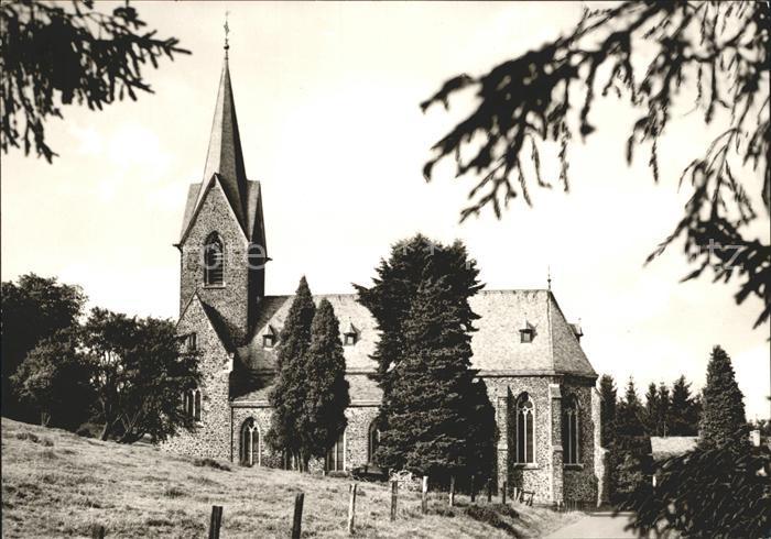 Westerburg Westerwald Wallfahrtskirche  / Westerburg /Westerwaldkreis LKR