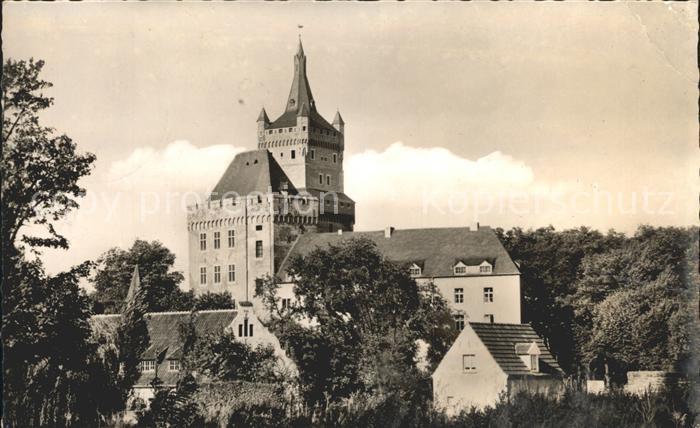 Kleve Schwanenburg Kat. Kleve