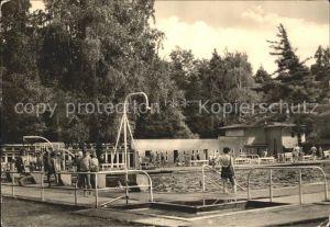 Niesky Schwimmbad Kat. Niesky
