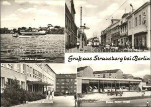 Strausberg Brandenburg  Kat. Strausberg