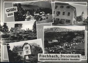 Fischbach Steiermark  Kat. Fischbach