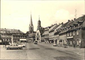Wilsdruff Marktplatz Kat. Wilsdruff