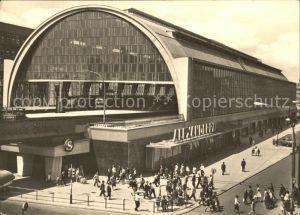 Berlin S Bahnhof Alexanderplatz Hauptstadt der DDR Kat. Berlin