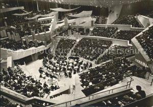 Berlin Konzertsaal der Philharmonie Kat. Berlin