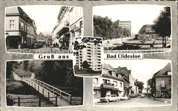 Bad Oldesloe  Kat. Bad Oldesloe