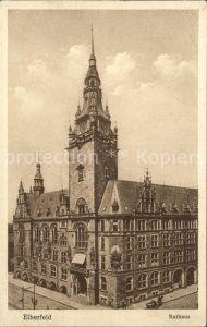 Elberfeld Wuppertal Rathaus Kat. Wuppertal