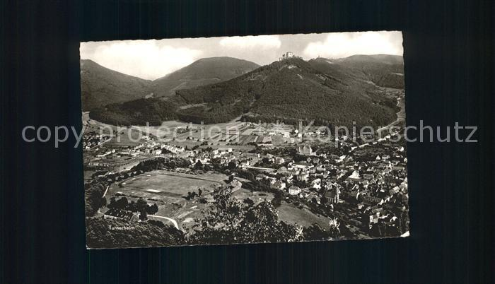 Annweiler Trifels Pfaelzer Turnerheim Erholungsheim Panorama Kat. Annweiler am Trifels