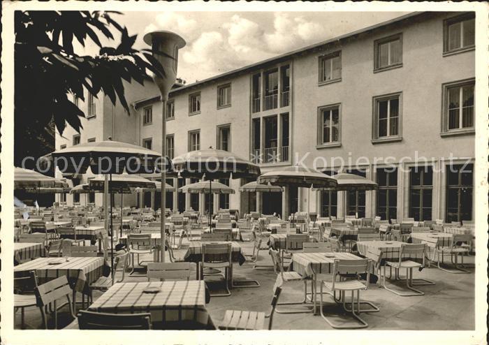 Edenkoben Ludwigshoehe Sport und Erholungsheim des SWFV Hotel Restaurant Kat. Edenkoben