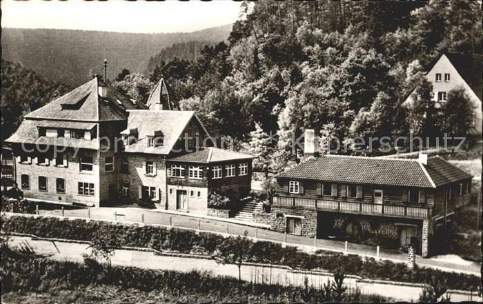 Harzofen Naturfreundehaus Elmstein Kat. Elmstein