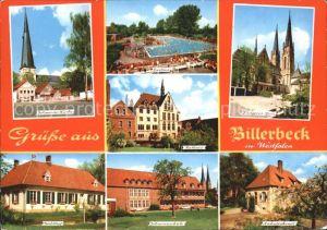 Billerbeck Westfalen  Kat. Billerbeck