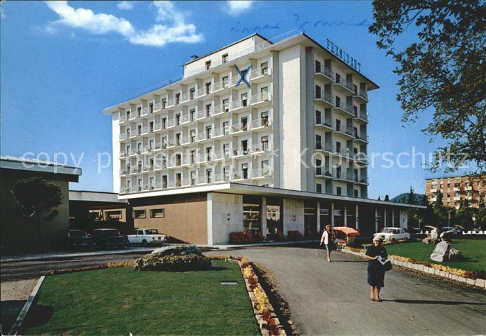 Abano Terme Hotel President