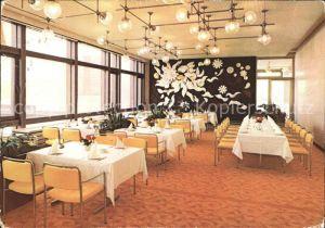 Berlin Palast der Republik Restaurant Kat. Berlin
