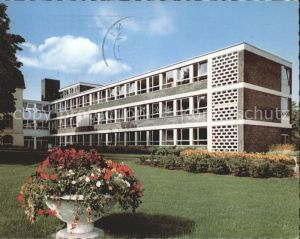 Meppen Maristen Gymnasium St. Josef Kat. Meppen