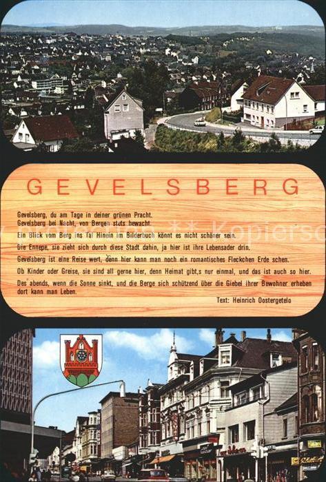 Gevelsberg  Kat. Gevelsberg