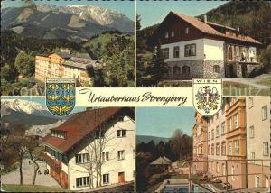 Puchberg Schneeberg Urlauberhaus Strengberg Kat. Puchberg am Schneeberg