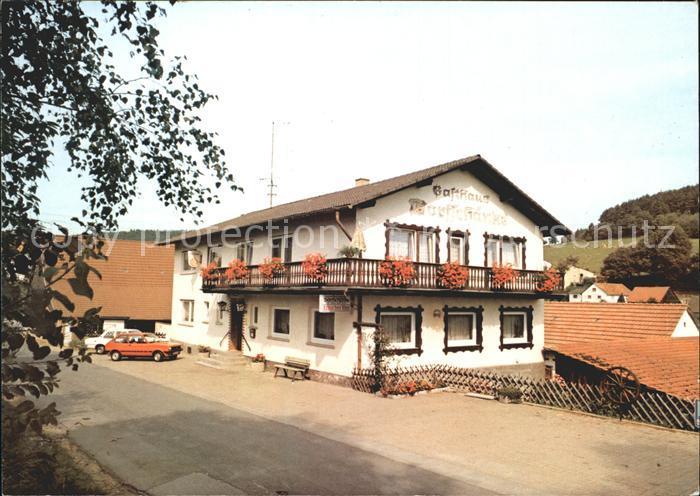 Mossautal Gasthaus Pension Dorfschaenke Kat. Mossautal Nr. kf50431 ...