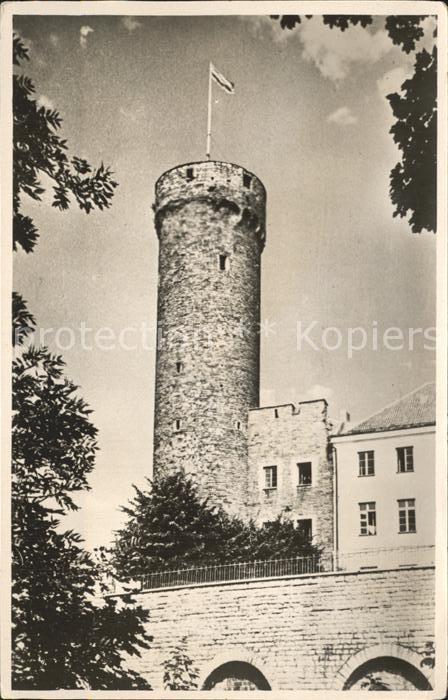 Tallinn Pikk Hermann Kat. Tallinn