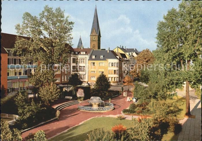 Neuss Drususplatz / Neuss /Rhein-Kreis Neuss LKR