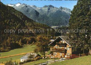 Wald Pinzgau Pension Schoeneben Kat. Wald im Pinzgau