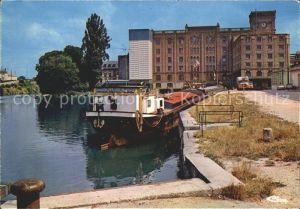 Nogent sur Seine Les grands moulins Kat. Nogent sur Seine