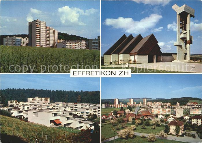 Effretikon  Kat. Effretikon