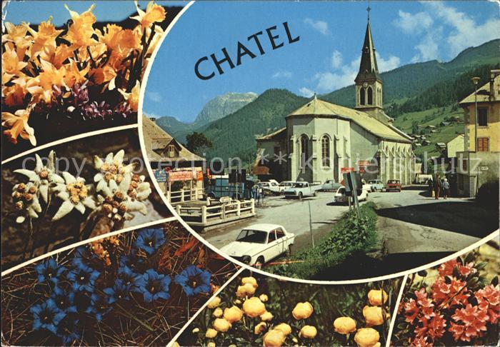 Chatel Cossonay  Kat. Chatel