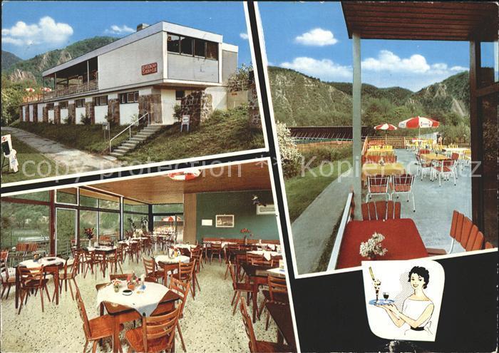 Bad Kreuznach Gaststaette Cafe Kreuznacher Hockeyclub Salinental Kat. Bad Kreuznach