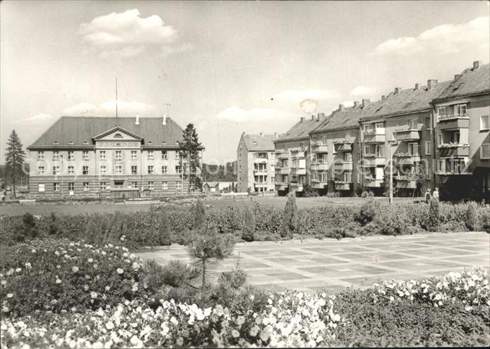 Bad Freienwalde Platz der Jugend Kat. Bad Freienwalde