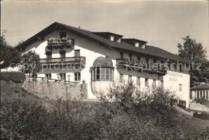 Icking Isartal Gasthaus Alpenblick Pension Kat. Icking