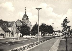 Hohenwestedt Lindenstrasse  Kat. Hohenwestedt
