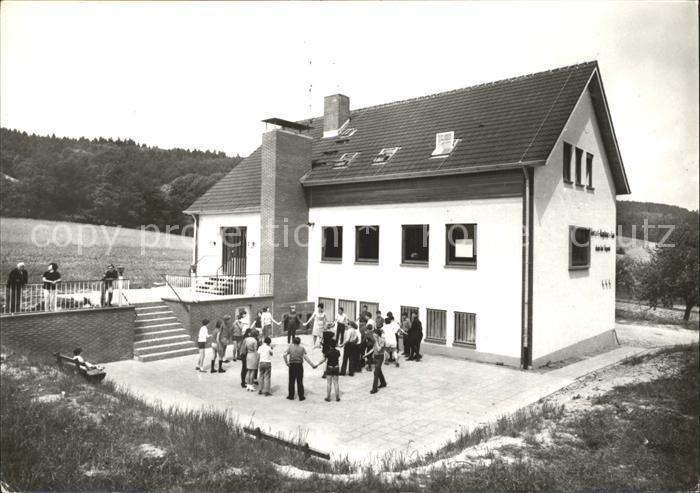 Scharbach Gerhart Hauptmann Haus Kat. Grasellenbach