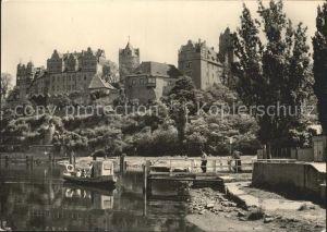 kf59659 Bernburg Saale Schloss Kat. Bernburg