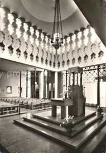Schildgen Katholische Pfarrkirche Herz Jesu Kat. Bergisch Gladbach