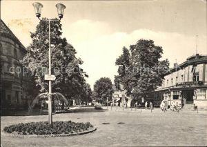 Koenigs Wusterhausen Bahnhofstrasse Kat. Koenigs Wusterhausen