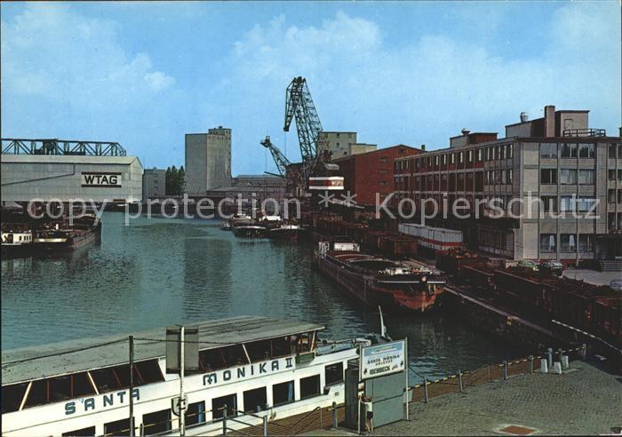 Dortmund Hafen Kat. Dortmund