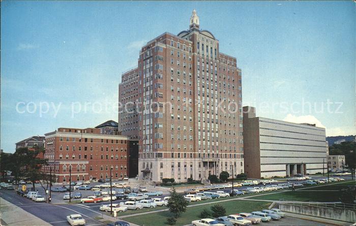 Birmingham Alabama University Hospital Hillman Clinic Kat. Birmingham